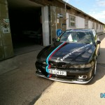 BMW  E39 540iA Touring - Interceptor -
